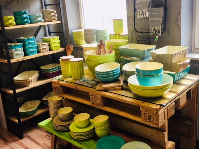 Geschirr von Grün & Form