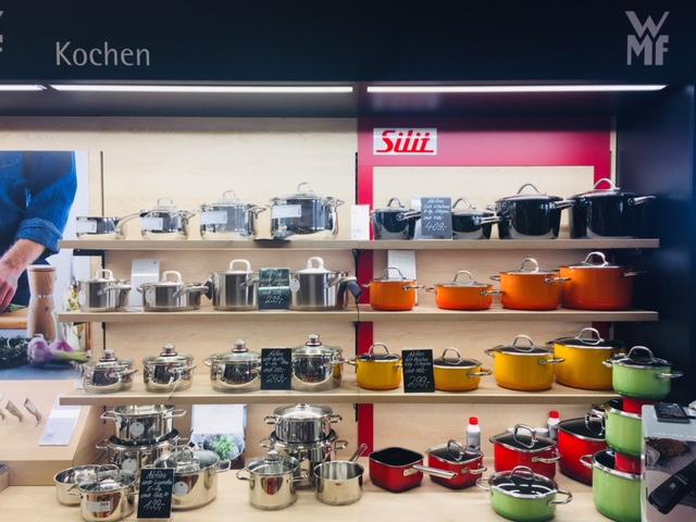 Große Auswahl von Kochtopf-Sets